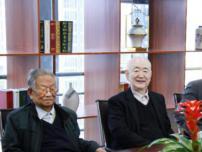 国家民政部原常务副部长陈虹莅临万律公司指导工作