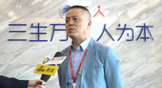 新浪独家专访王勇:全民共识的初心与未来